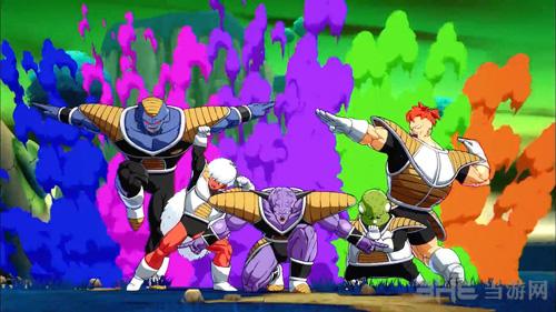 龙珠战士Z游戏图片6