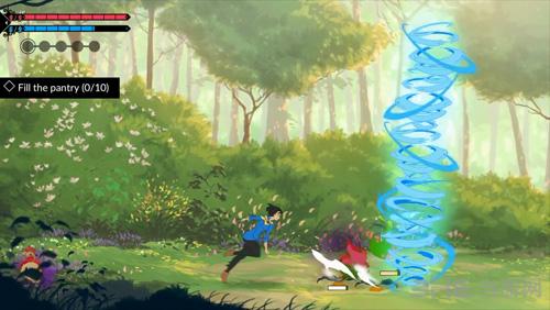 战斗厨师旅团游戏图片3