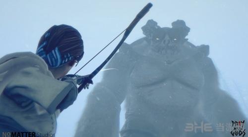 巨神狩猎游戏图片