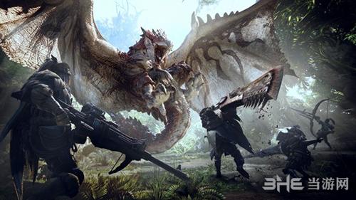 怪物猎人世界原画
