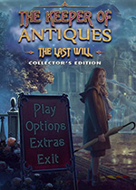 古董守�o者3:最后的愿望(The Keeper of Antiques 3: The Last Will Collector's Edition)典藏版