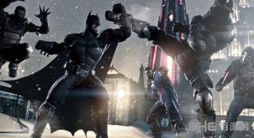 蝙蝠侠:阿卡姆起源2