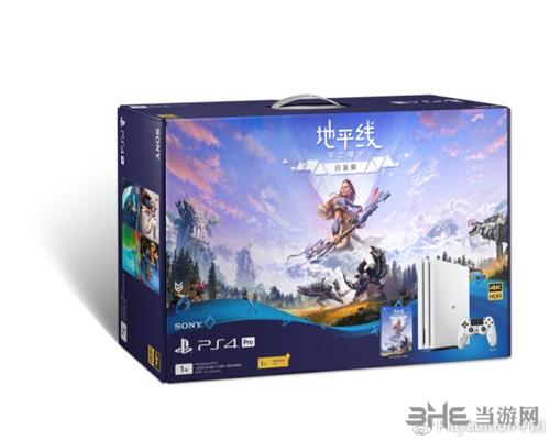 地平线零之曙光白金版国行PS4套装