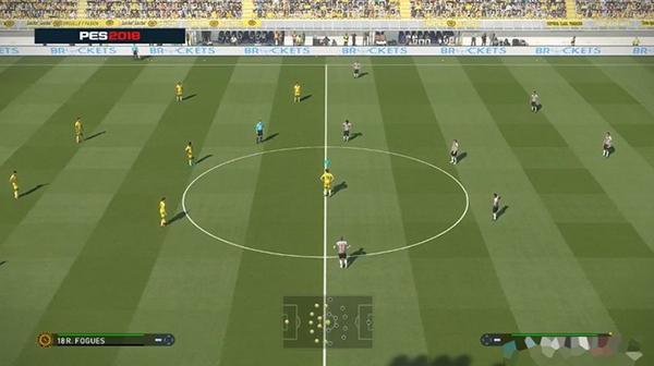 实况足球2018乌拉圭联赛广告牌补丁截图0