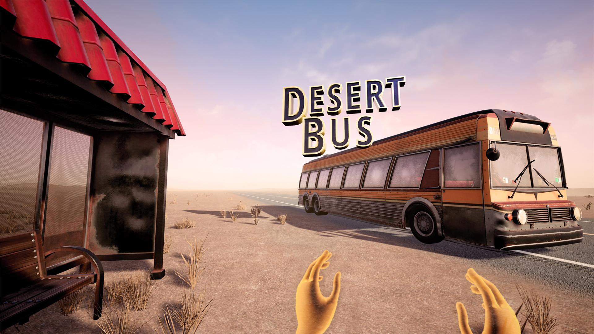 沙漠巴士VR2