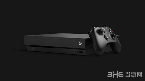 Xbox One X实机图