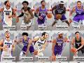 NBA2K18国王全队球员高清照片补丁