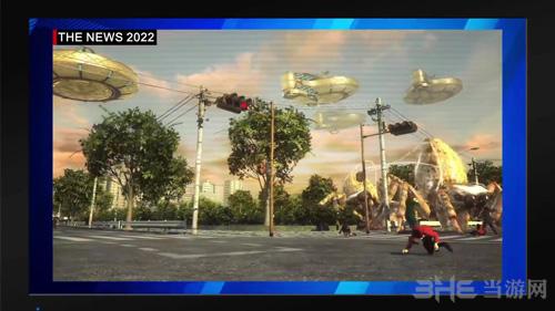 地球防卫军5游戏图片2