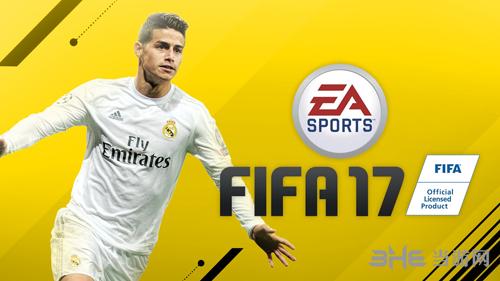 FIFA17封面