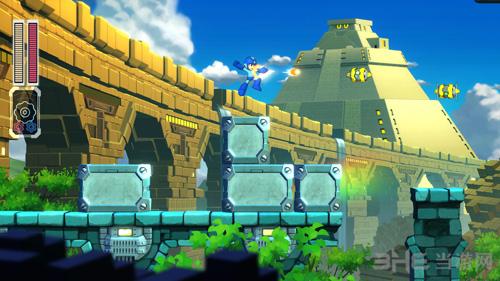 洛克人11游戏图片5