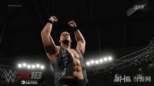 WWE 2K18截图1