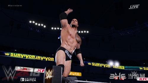 WWE 2K18截图3