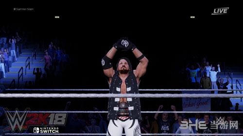 WWE 2K18截图2