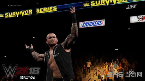 WWE 2K18截图4