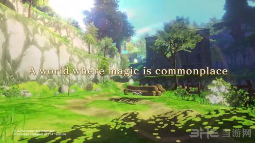 黑色五叶草骑士计划游戏图片2