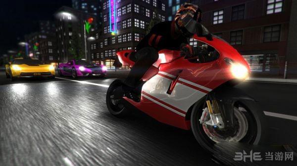 疯狂摩托车修改版截图1