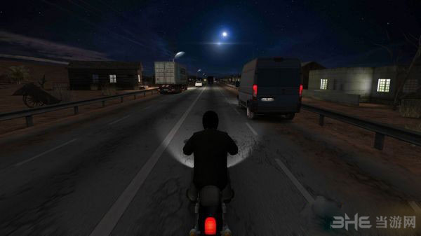 疯狂摩托车修改版截图0