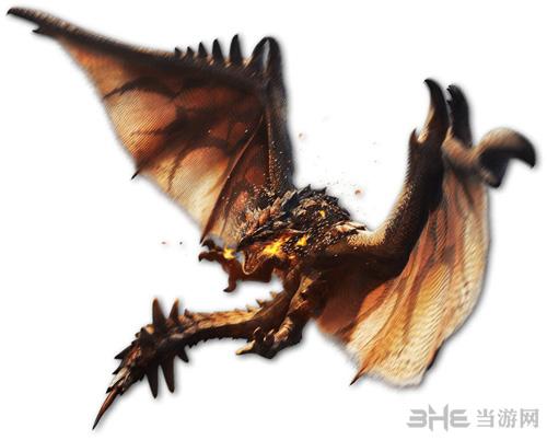 怪物猎人游戏图片1