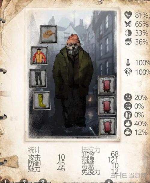 乞丐模拟器终极耐湿套图片5
