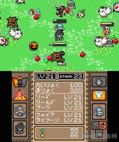 魔女和勇者3游戏画面3
