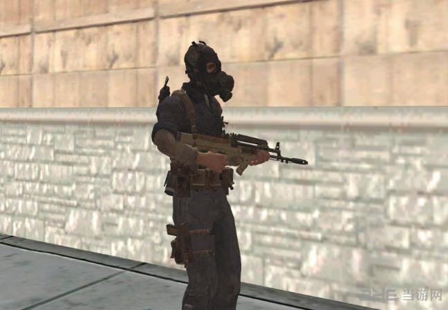 侠盗猎车手:圣安地列斯AK2012突击步枪MOD截图0