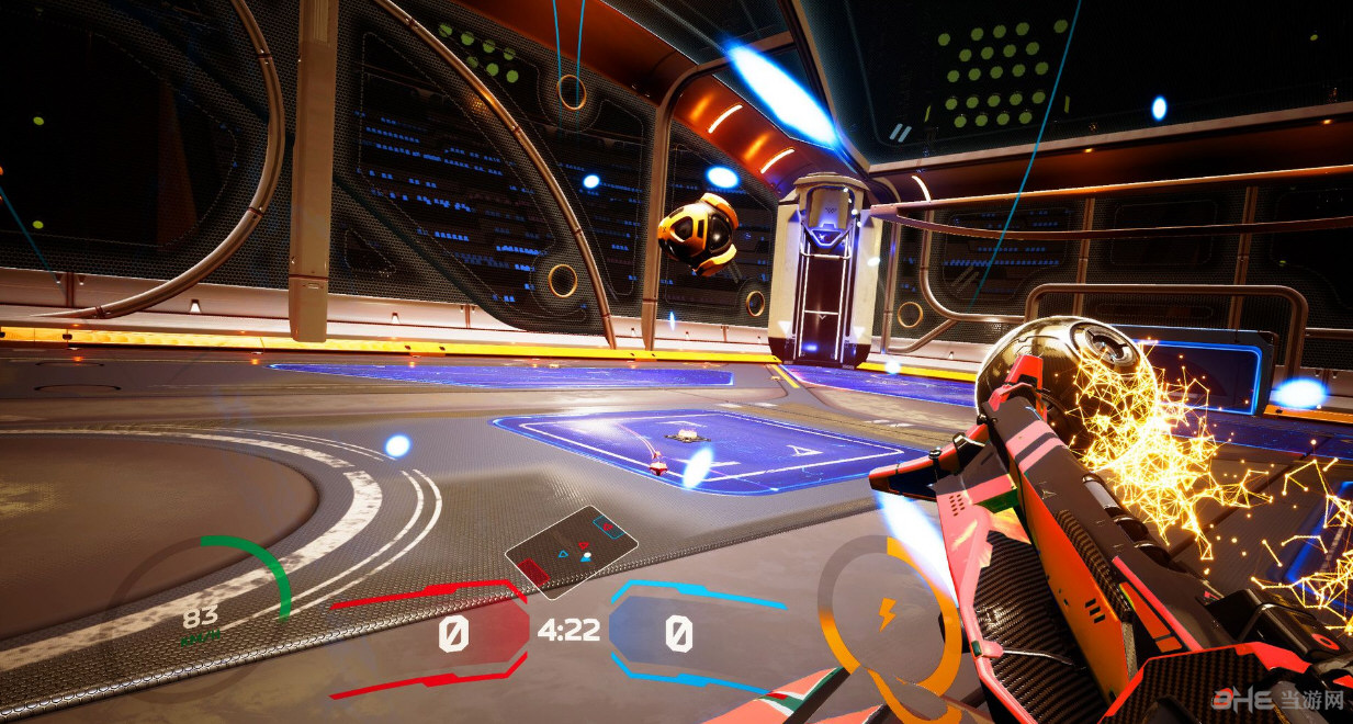 Speedball Arena截图2