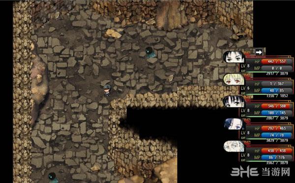 风之奇谭:太阳灵庙截图4
