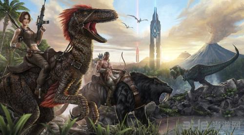 方舟生存进化游戏图片2
