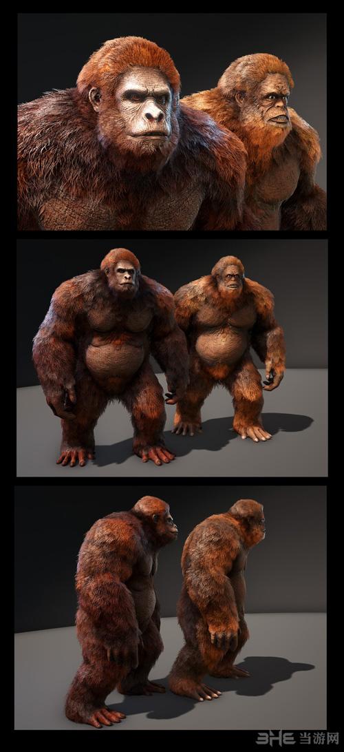 方舟生存进化游戏图片3