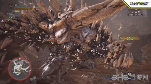 怪物猎人世界视频截图3