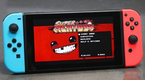 超级食肉男孩游戏图片