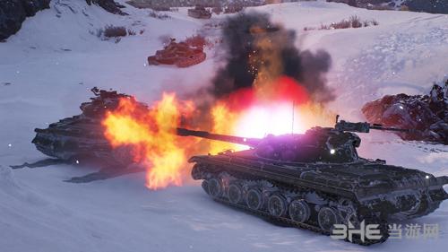 坦克世界1.0版本宣传图1