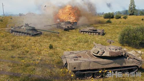 坦克世界1.0版本宣传图2