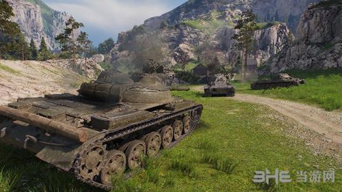 坦克世界1.0版本宣传图3
