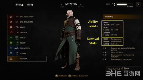 巫师3:狂猎终极MOD截图3