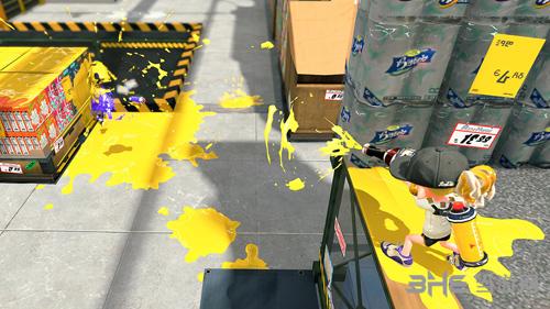 喷射战士游戏截图
