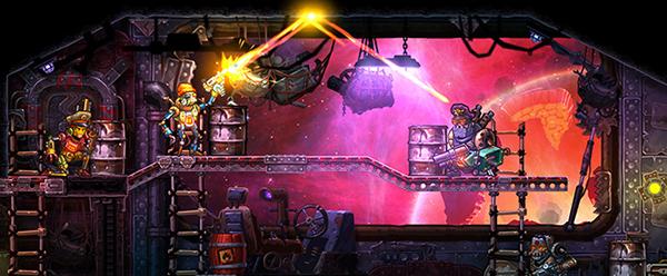 蒸汽世界:大劫掠截图1