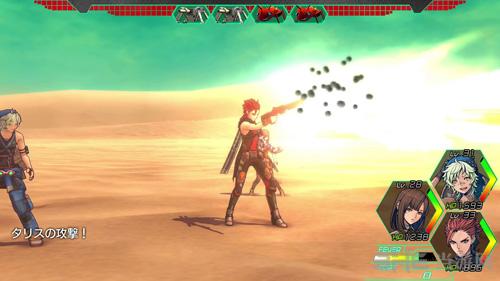 重装机兵XENO游戏截图3