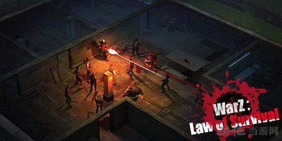 僵尸战争:生存法则破解版截图3