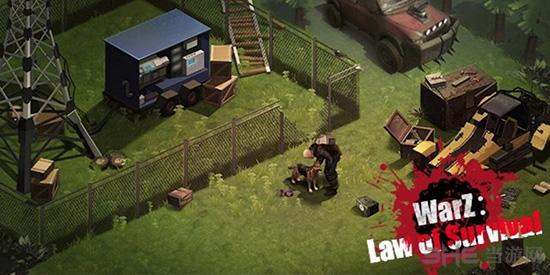 僵尸战争:生存法则破解版截图4