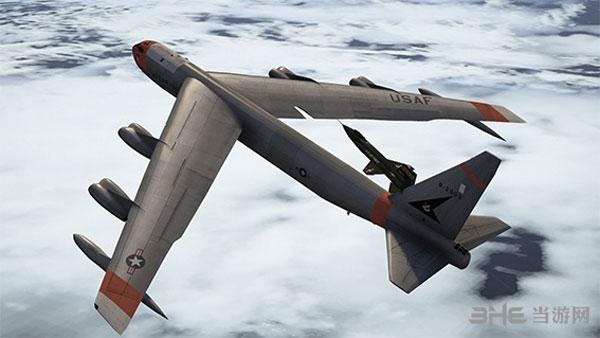 侠盗猎车手5X-15超音速火箭飞机NB-52母机MOD截图1