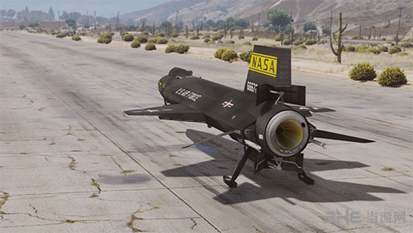 侠盗猎车手5X-15超音速火箭飞机NB-52母机MOD截图4