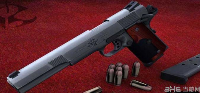 求生之路2老款纯银手枪MOD截图0