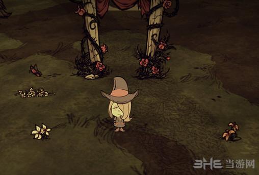 饥荒:联机版小巫女苏西曼芭芭拉人物MOD截图0