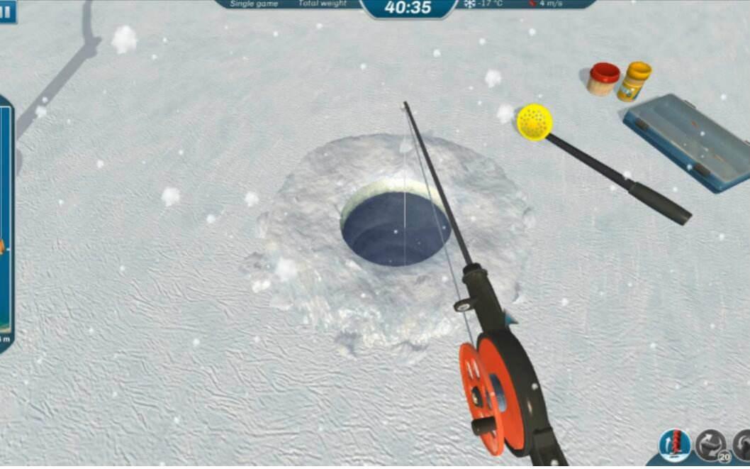 冰湖钓鱼五项修改器截图0