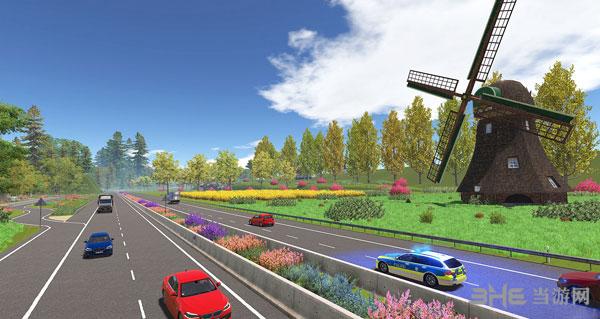 高速公路交警模拟2截图0