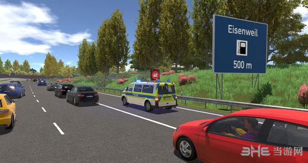 高速公路交警模拟2截图2