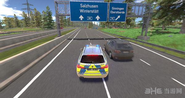 高速公路交警模拟2截图3