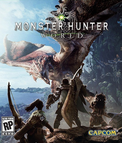 怪物猎人:世界(Monster Hunter: World)PC中文破解版