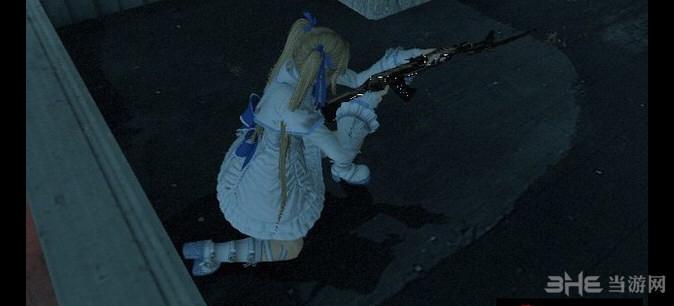 求生之路2玛丽罗斯天使少女版MOD截图0